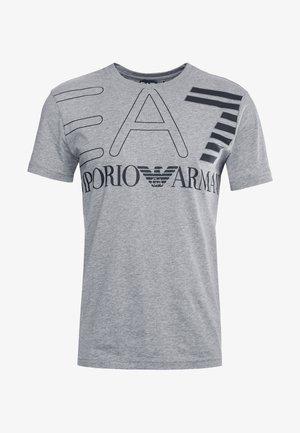 T-shirt imprimé - light grey melange