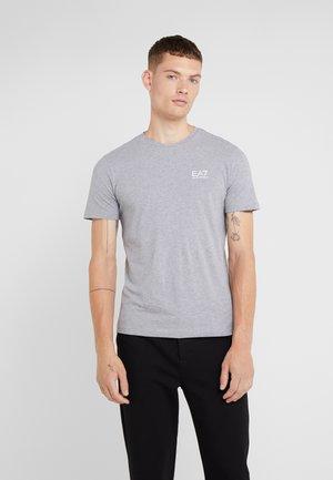 T-shirts med print - medium grey