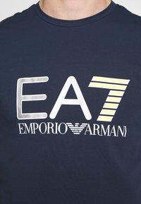 EA7 Emporio Armani - T-shirt print - navy blue - 5