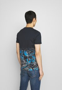 EA7 Emporio Armani - T-shirt print - fancy blue - 2