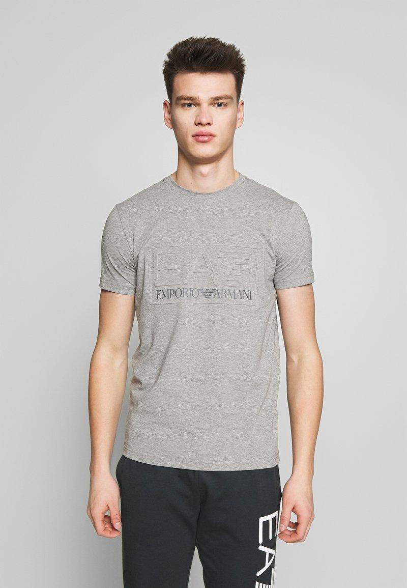 EA7 Emporio Armani - T-Shirt print - medium grey