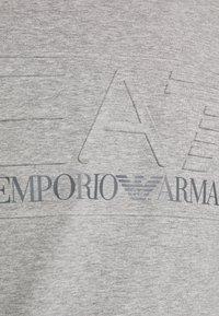 EA7 Emporio Armani - T-Shirt print - medium grey - 5