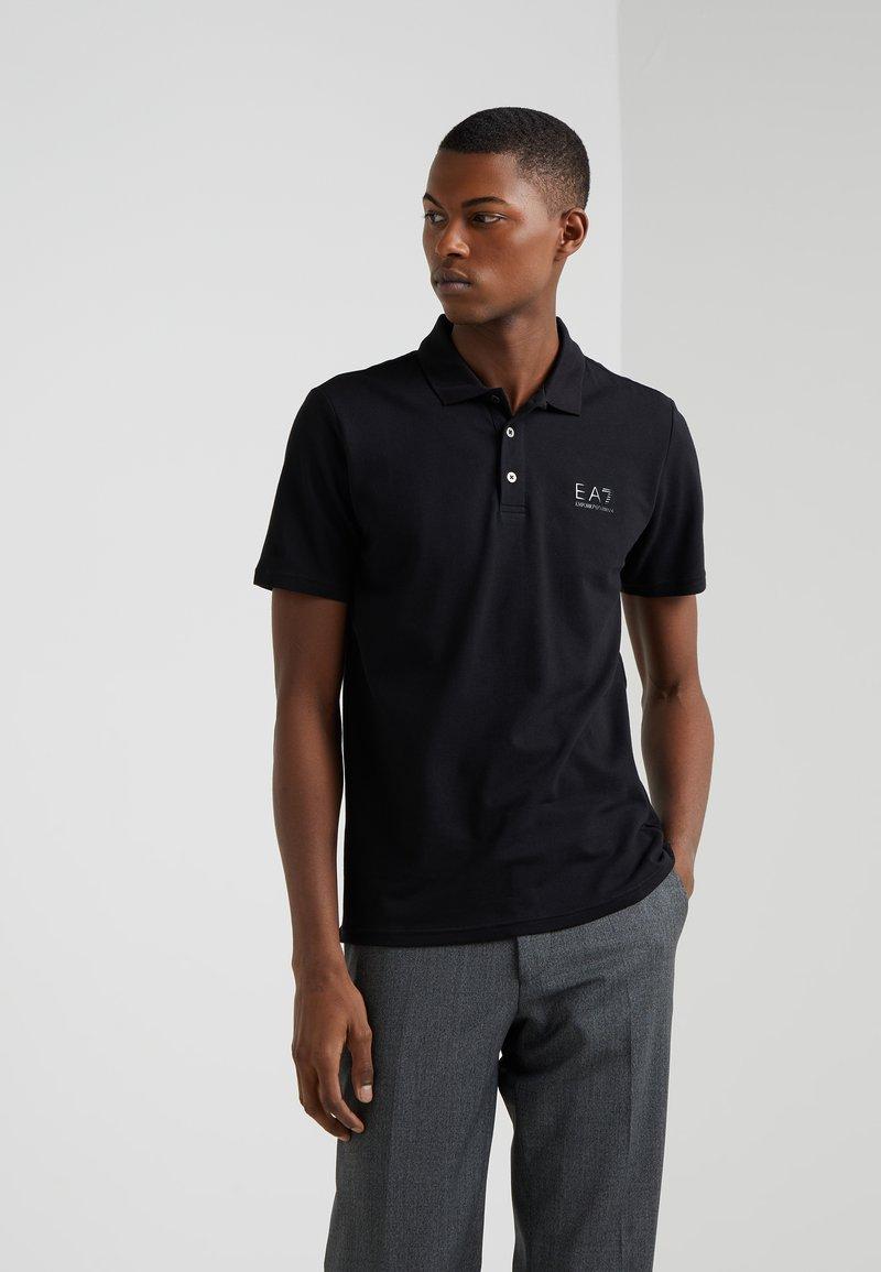 EA7 Emporio Armani - Polo shirt - black