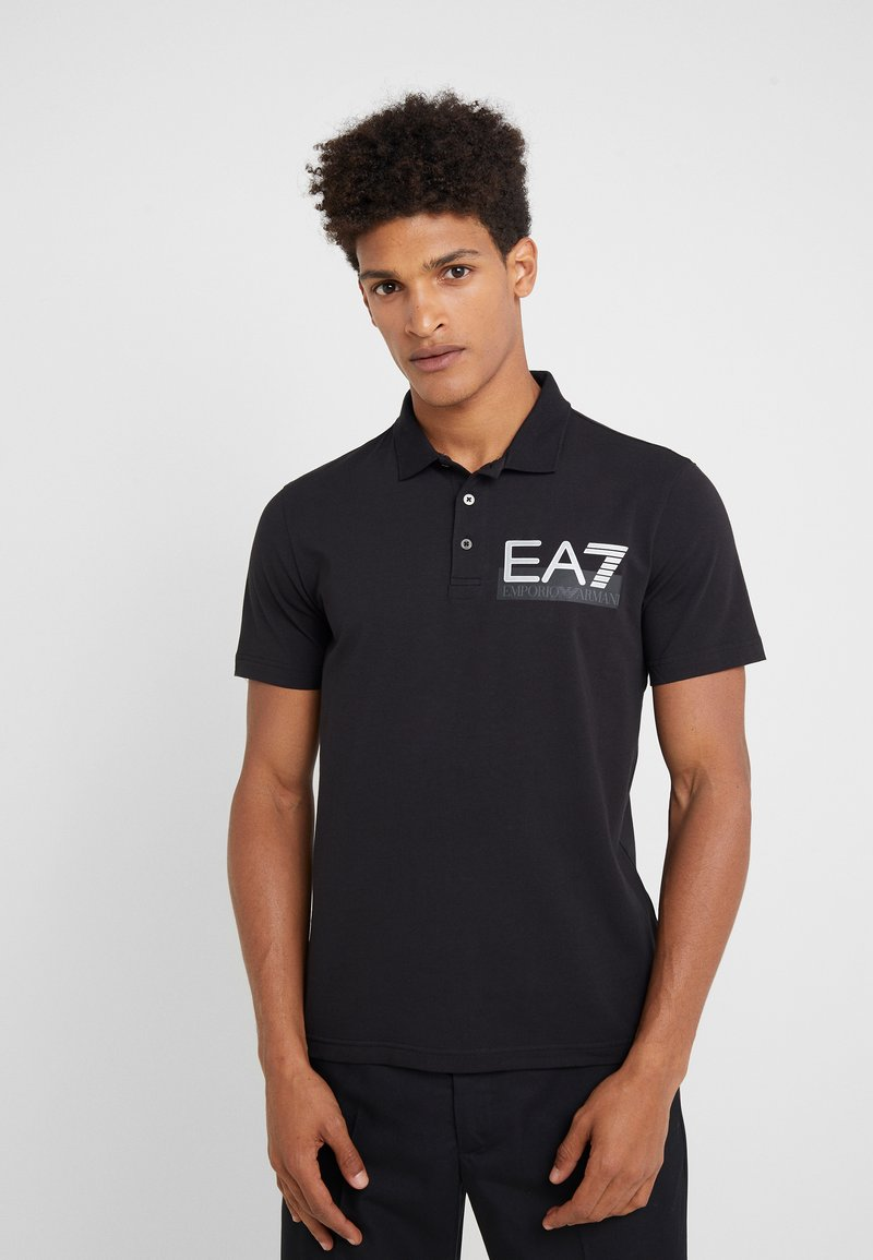 EA7 Emporio Armani - Poloshirt - black