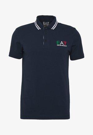 ITALY - Poloshirts - blue navy