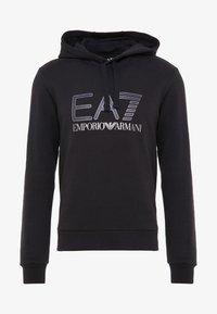 EA7 Emporio Armani - Hoodie - black - 3