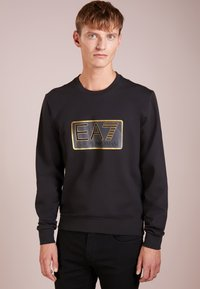 EA7 Emporio Armani - Sweatshirt - black - 0