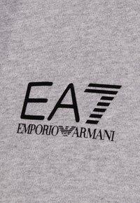 EA7 Emporio Armani - Hoodie - medium grey melange - 4