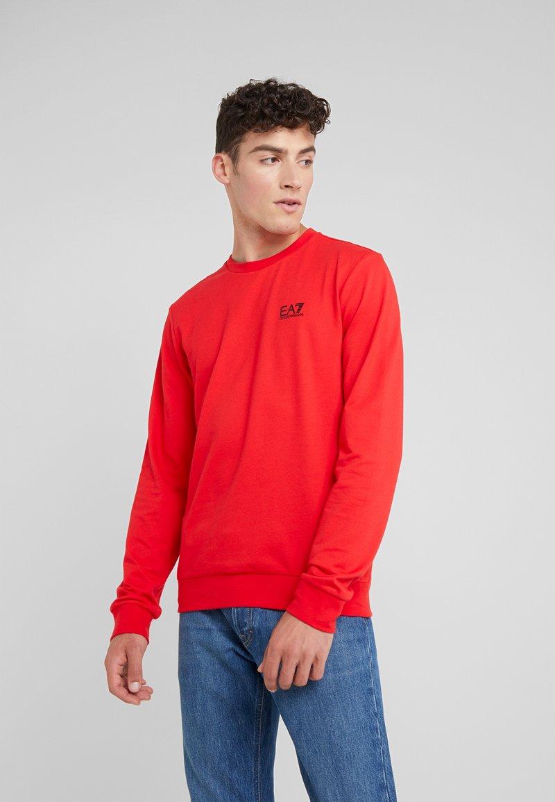 EA7 Emporio Armani - Sweatshirt - red