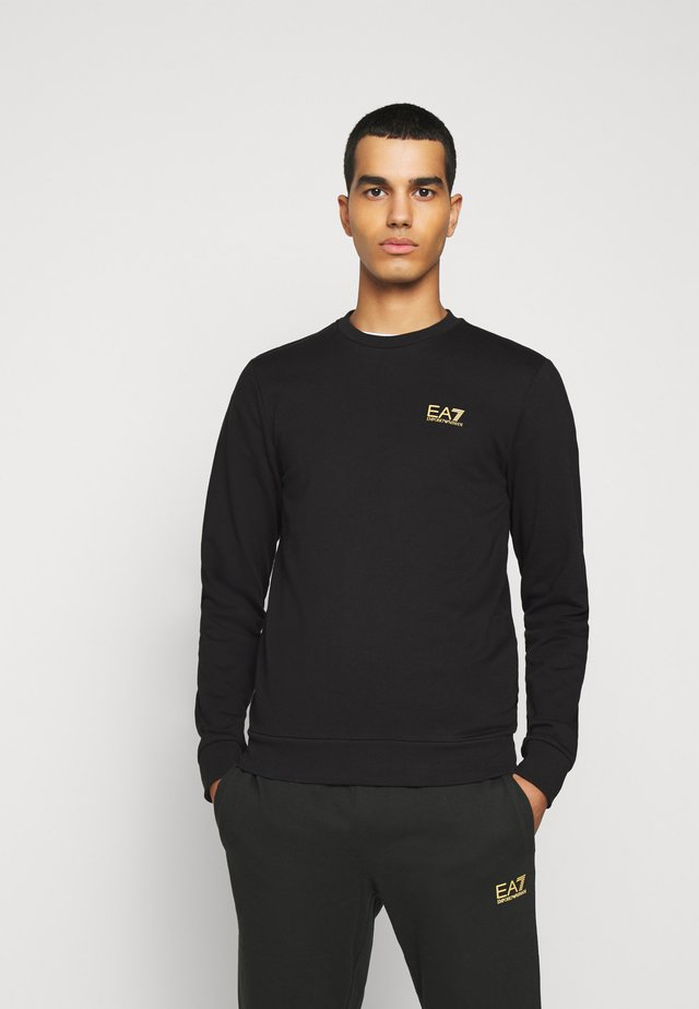 Sudadera - black / gold