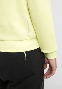 EA7 Emporio Armani - Sweatshirt - neon / yellow / black - 3