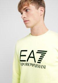 EA7 Emporio Armani - Sweatshirt - neon / yellow / black - 6