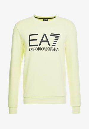 Sweatshirt - neon / yellow / black