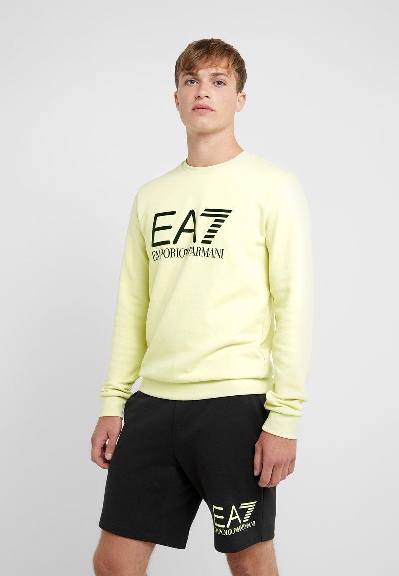 EA7 Emporio Armani - Sweatshirt - neon / yellow / black