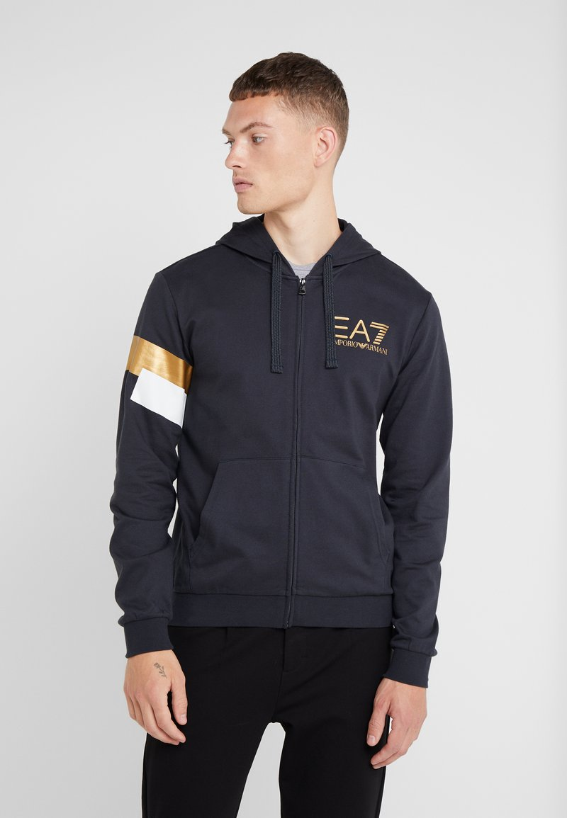 EA7 Emporio Armani - Sweatjacke - night blue
