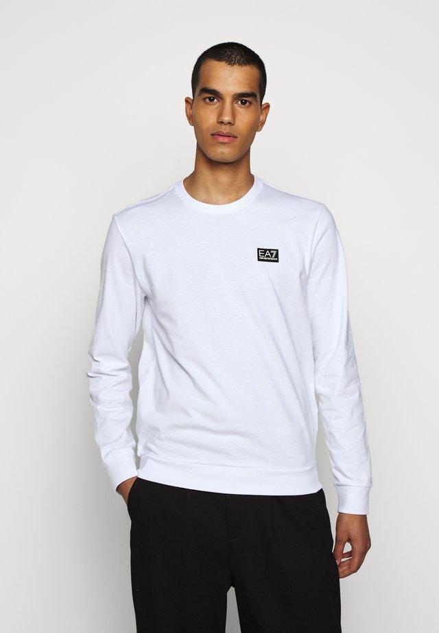 FELPA - Pitkähihainen paita - white