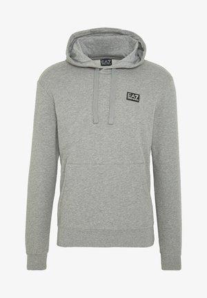 FELPA - Felpa con cappuccio - medium grey