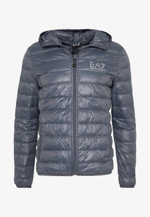 GIACCA PIUMINO - Down jacket - iron gate