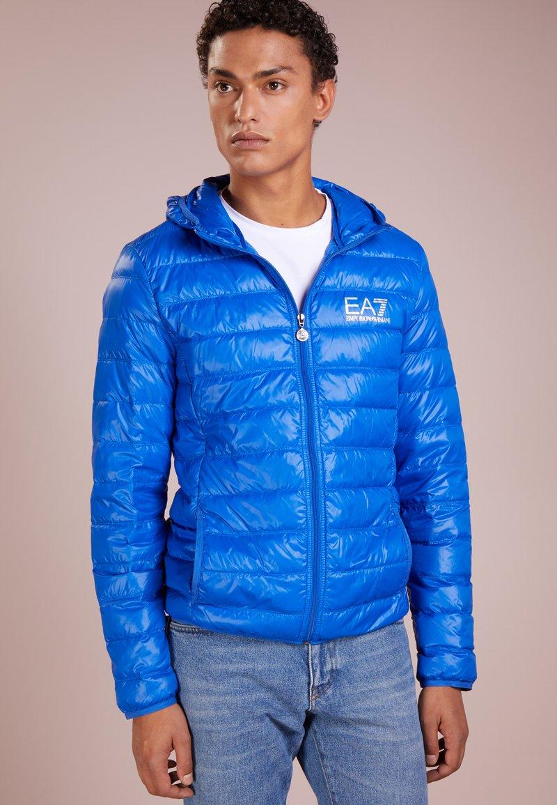 EA7 Emporio Armani - GIACCA PIUMINO - Doudoune - royal blue