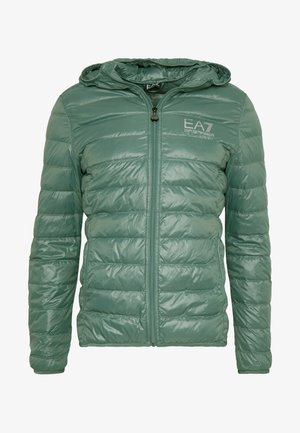 GIACCA PIUMINO - Down jacket - dark forest