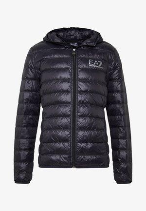 GIACCA PIUMINO - Gewatteerde jas - black
