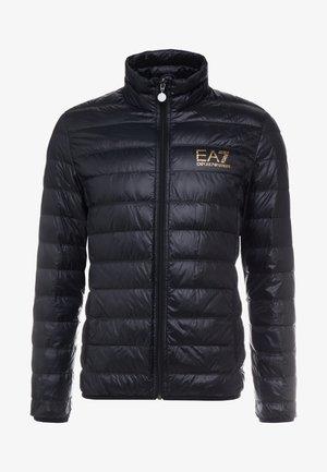 Bunda zprachového peří - giacca piumino