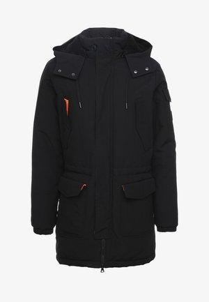 CABAN COAT - Wintermantel - black