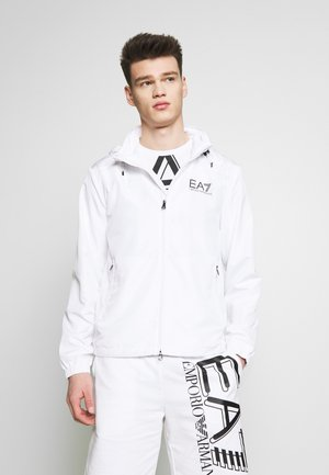 GIUBBOTTO - Windbreaker - white