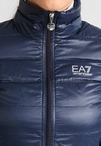 EA7 Emporio Armani - Kurtka narciarska - dark blue - 3