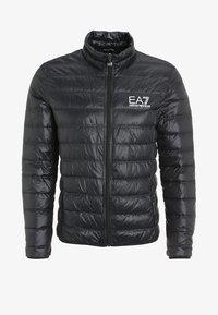 EA7 Emporio Armani - Bunda zprachového peří - black - 5