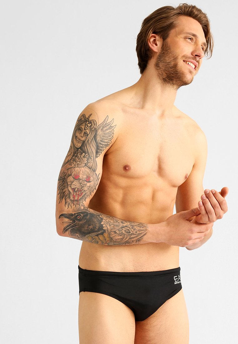 EA7 Emporio Armani - Swimming briefs - black