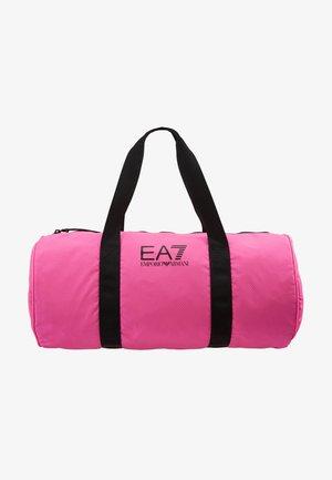 GYM BAG NEON - Sporttasche - neon pink / black