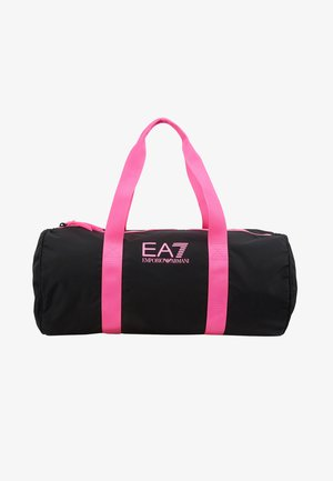 GYM BAG NEON - Sac de sport - black / neon pink
