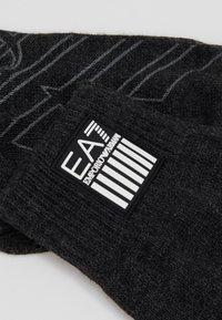 EA7 Emporio Armani - Gloves - carbon melange - 4