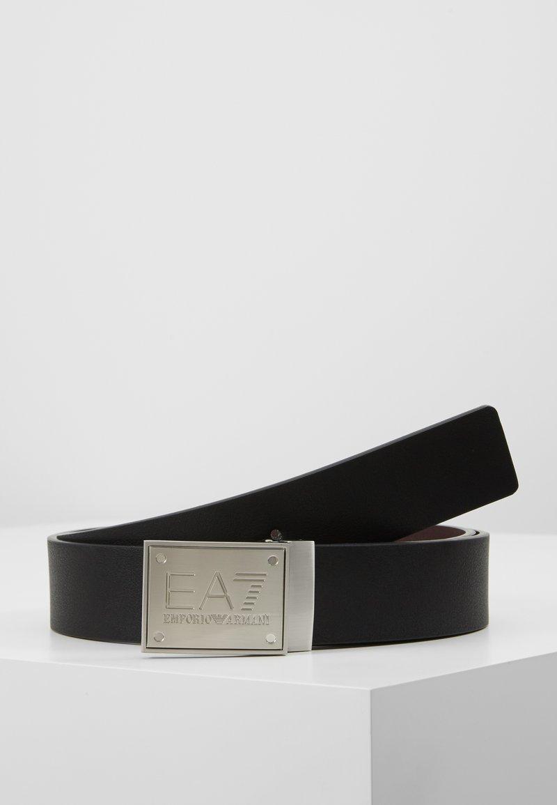 EA7 Emporio Armani - Cintura - black/fudge