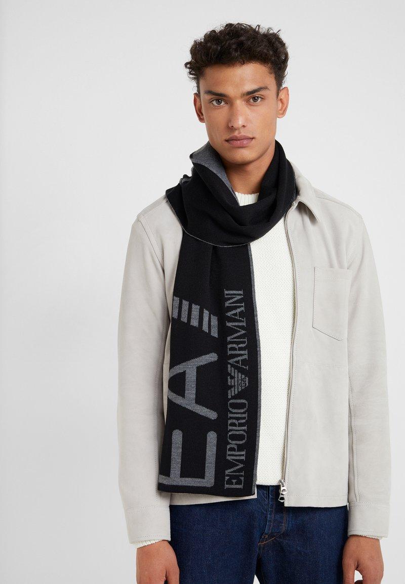 EA7 Emporio Armani - Schal - black/grey