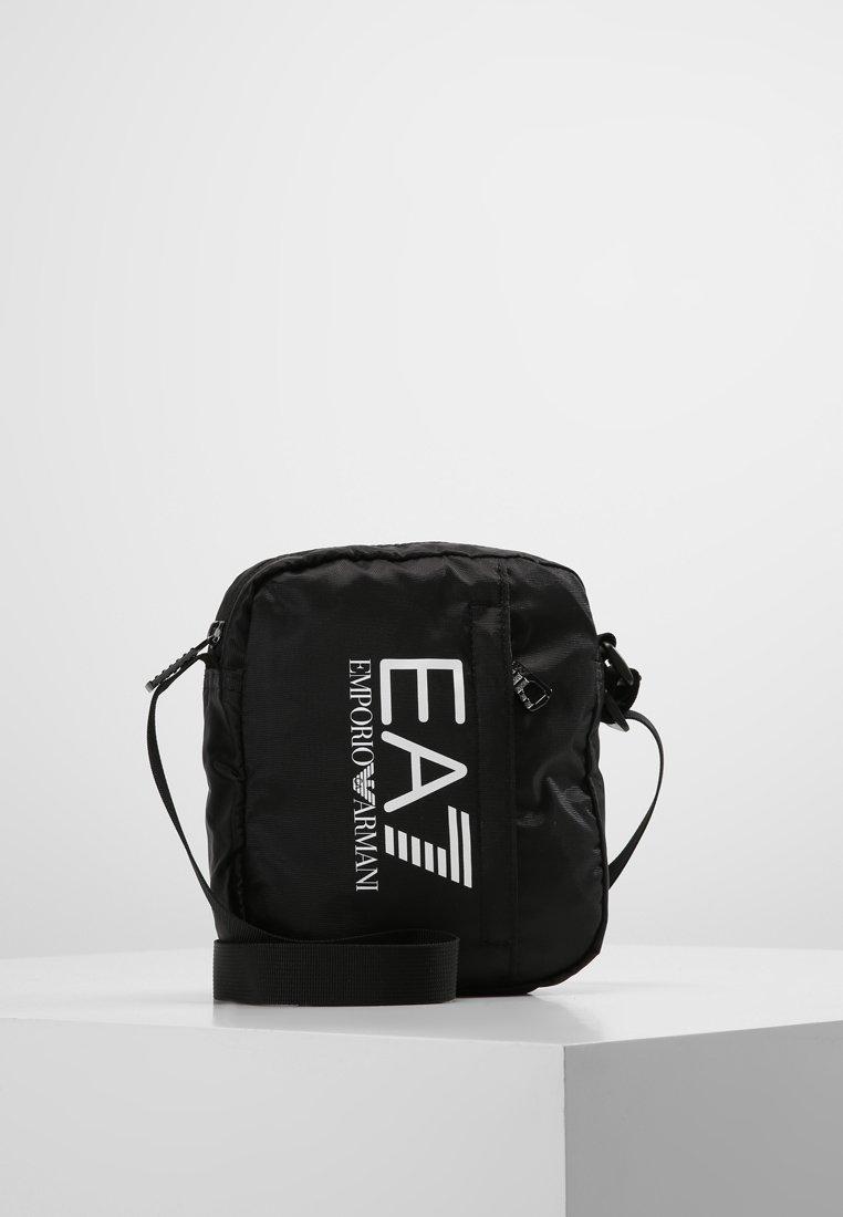 EA7 Emporio Armani - TRAIN PRIME POCHBAG  - Sac bandoulière - nero