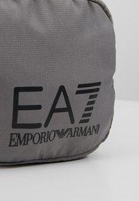 EA7 Emporio Armani - Skulderveske - silver/nero - 6