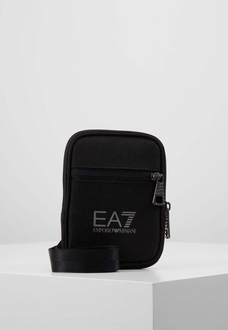 EA7 Emporio Armani - Borsa a tracolla - nero