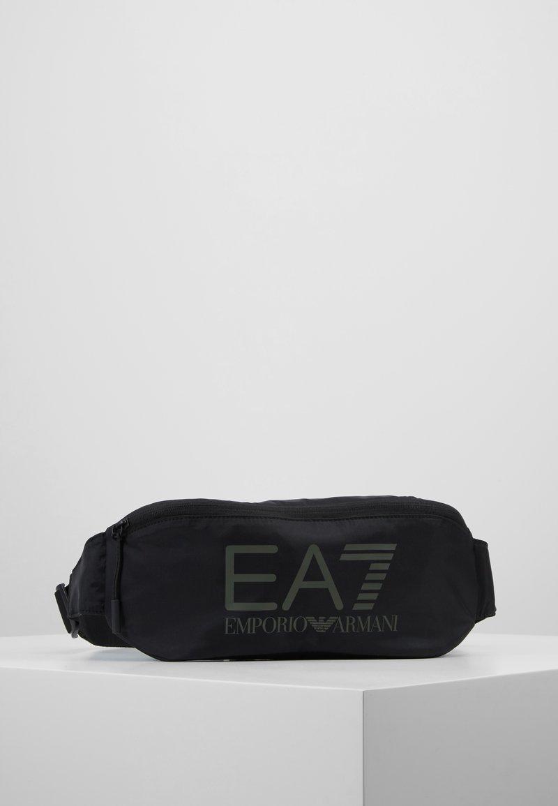 EA7 Emporio Armani - Ledvinka - black/stone/grey