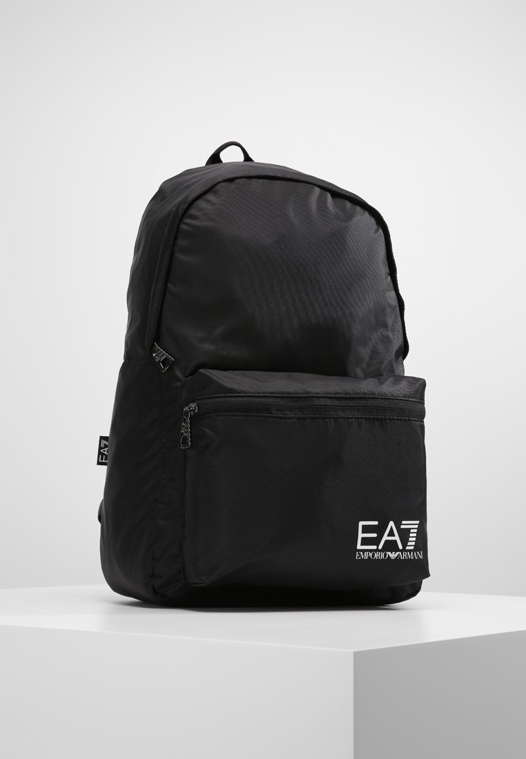 EA7 Emporio Armani - TRAIN PRIME BACKPACK  - Reppu - nero