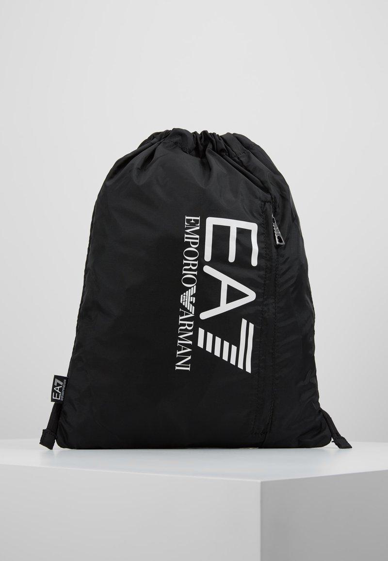 EA7 Emporio Armani - Rygsække - nero/blanco