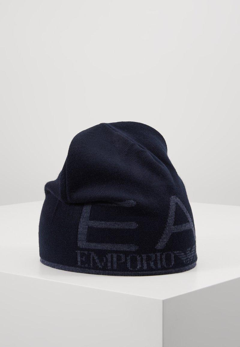 EA7 Emporio Armani - Gorro - night blue
