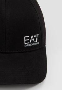 EA7 Emporio Armani - Casquette - black/white - 6