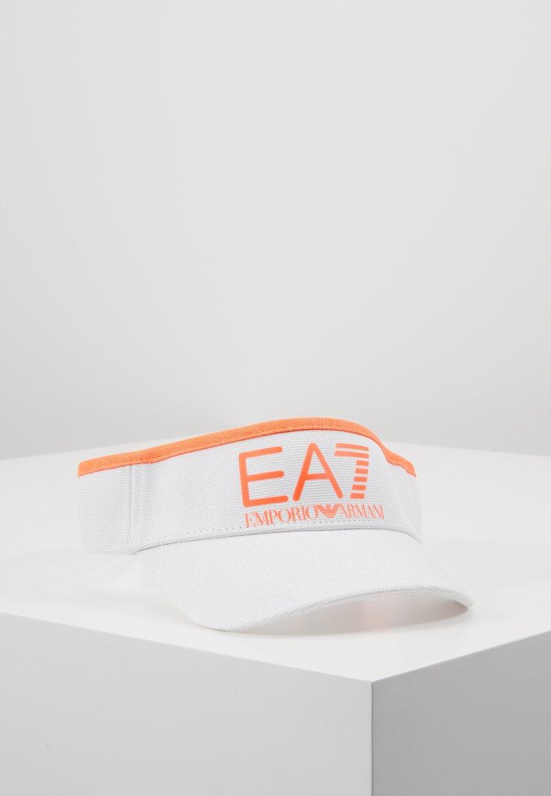 EA7 Emporio Armani - Cappellino - white/neon/orange