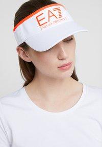 EA7 Emporio Armani - Cappellino - white/neon/orange - 6