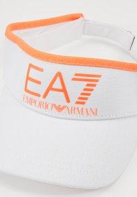 EA7 Emporio Armani - Cappellino - white/neon/orange - 8