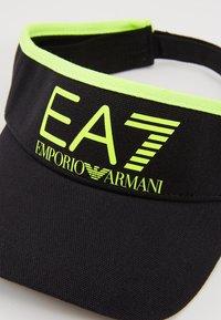 EA7 Emporio Armani - Kšiltovka - black / neon / yellow - 6