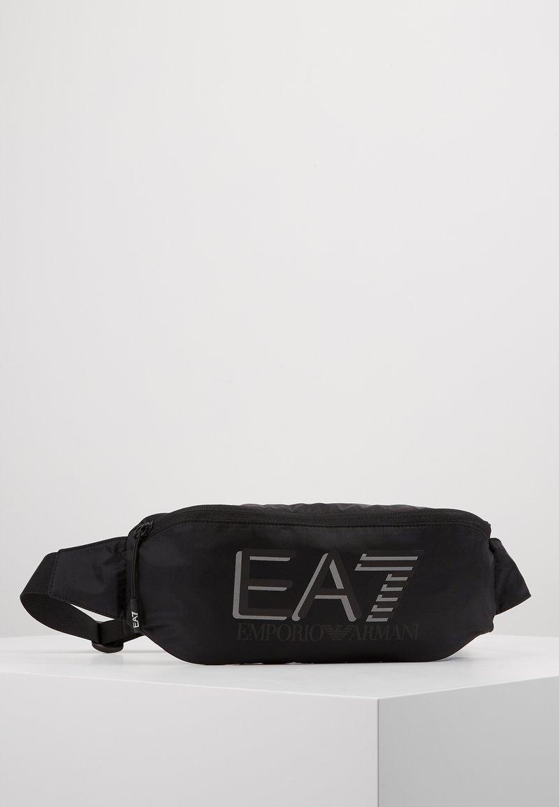 EA7 Emporio Armani - Bältesväska - black