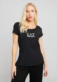 EA7 Emporio Armani - Pyjama top - black - 0